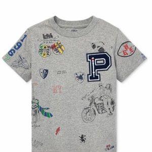 New Polo boys t-shirt